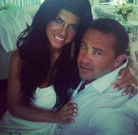Teresa and Joe Giudice on Instagram