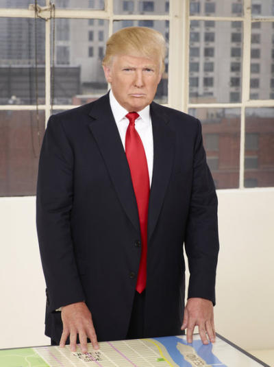 Donald Trump in Charge