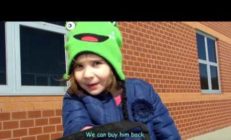 Young Girl Wants to Sell Brother for $54
