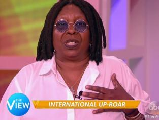 Whoopi on The View