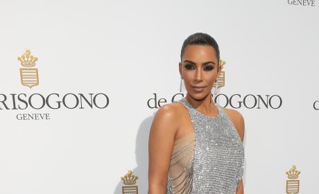 Kim Kardashian: 2016 De Grisogono Party at Cannes