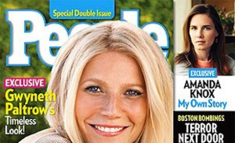 Gwyneth Paltrow People Cover