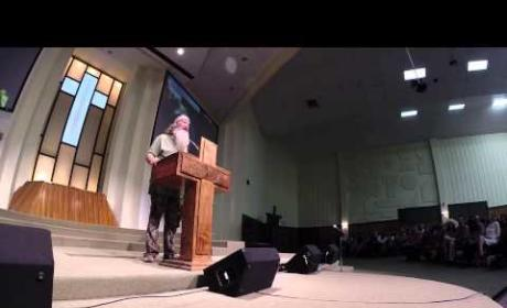 Phil Robertson Sermon (April 2014)