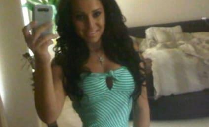 Myla Sinanaj Confirms: I'm Not Knocked Up!