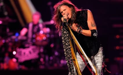 Steven Tyler Splits from Fiancee