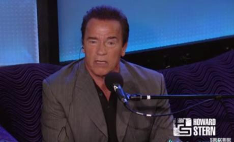 "Arnold Schwarzenegger Praises Miley Cyrus as ""Fantastic Person"""