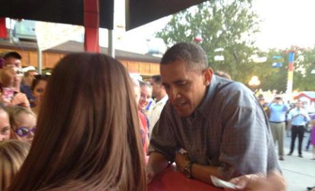 Obama Buys Beer