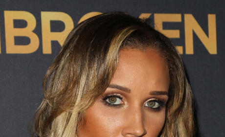 Lolo Jones Red Carpet Photo