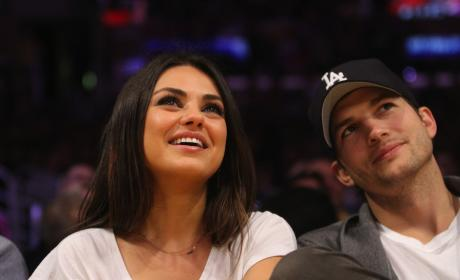 Mila Kunis and Ashton Kutcher Welcome Baby Girl!