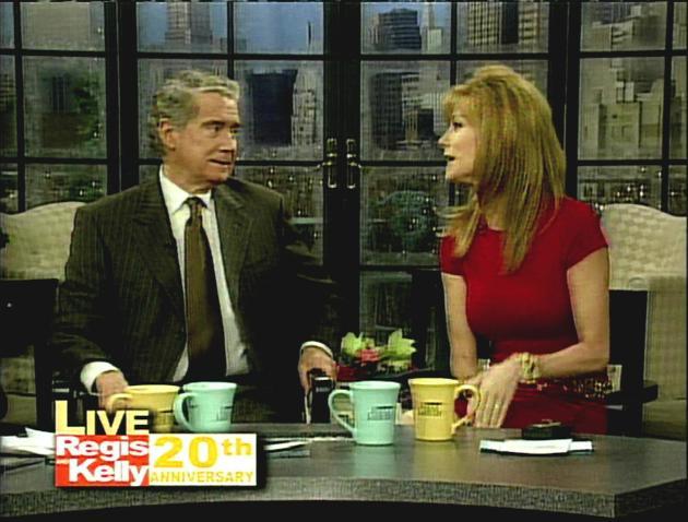 Regis and Kathie Lee