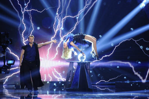 Hawley Magic on America's Got Talent