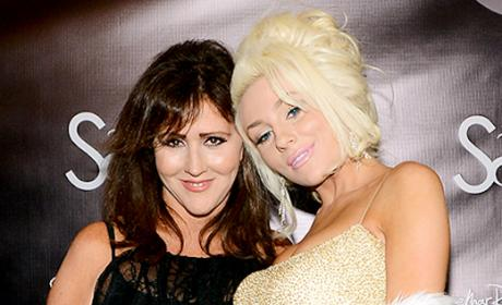 "Courtney Stodden, Momager Krista Keller Part Ways Over ""Creative Differences"""