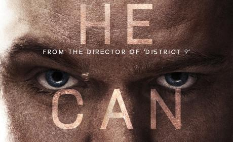 Elysium Poster: Matt Damon Can Save Us All