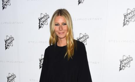 Gwyneth Paltrow: Stella McCartney Autumn 2016 Presentation
