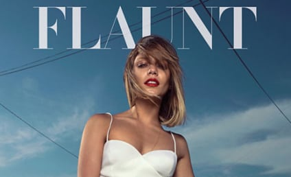 Vanessa Hudgens Covers Flaunt Magazine: Yup, That's Really Her!