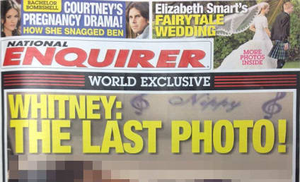 Whitney Houston Casket Photo Invokes Outrage