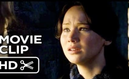 Catching Fire Sneak Peek: A Cry from Katniss