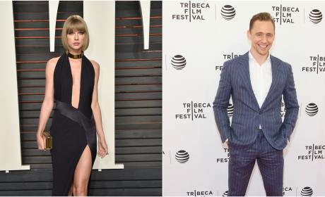 "Tom Hiddleston: Already Sick of ""Clingy"" Taylor Swift?!"