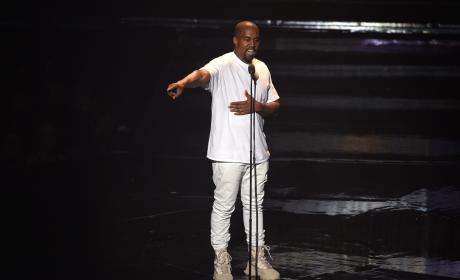 Kanye West VMA Speech