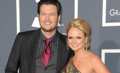 Blake Shelton and Miranda Lambert: All Over?