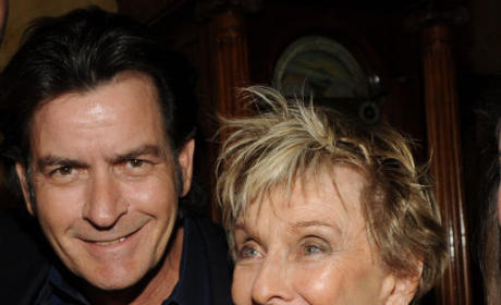 Charlie Sheen Ready to Cop a Plea to ... Something