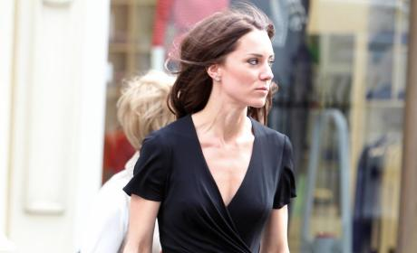 Shedding For the Royal Wedding: Is Kate Middleton Too Thin?