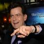 Charlie Sheen: Scary Movie 5 Premiere