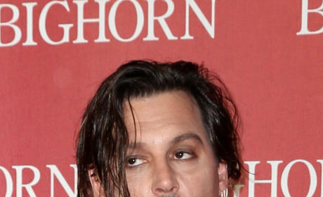 Johnny Depp: Drunk and Disoriented at Film Fest Appearance?