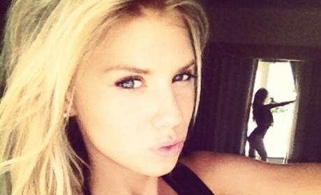 Charlotte McKinney: Mirror Selfie