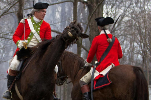 Revolutionary Horse