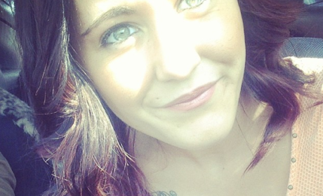 Jenelle Evans Selfie Photo