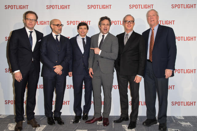 'Spotlight' UK Premiere