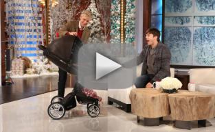 Ashton Kutcher on Ellen