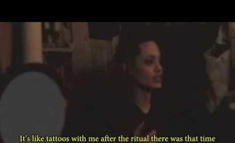Angelina Jolie Illuminati Video