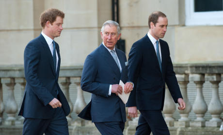 Prince Charles Sells Out William and Harry: How So?!?