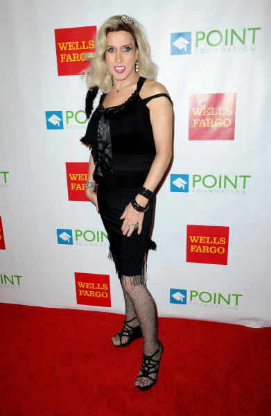 Alexis Arquette Red Carpet Photo
