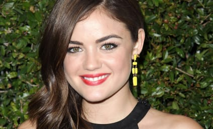 Lucy Hale Signs Recording Contract