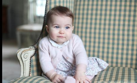 "Princess Charlotte's ""Commoner"" Photos ""Disgust"" The Queen!!!"