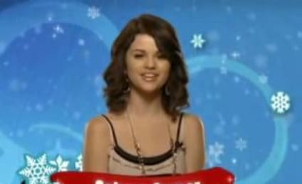 Happy Holidays from Selena Gomez!