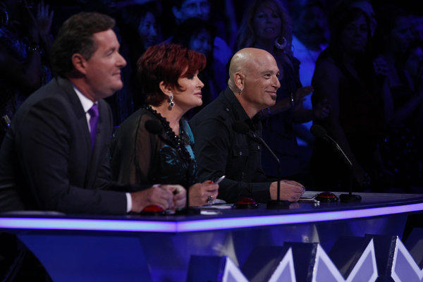 AGT Judges