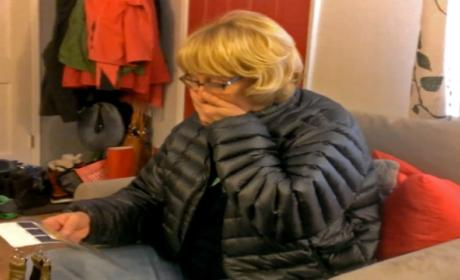 Son Shocks Mother with Super Bowl Tickets, Makes Her Life