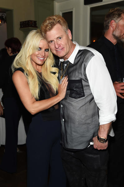 Joe Simpson and Jessica Simpson