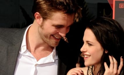 Robert Pattinson and Kristen Stewart: Spotted! Together! For Three Hours!