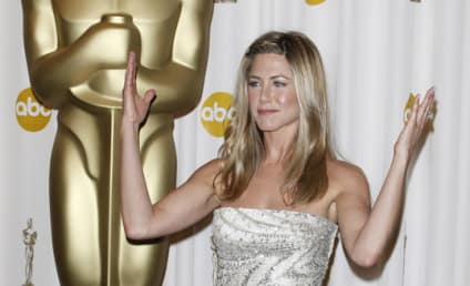 Jennifer Aniston to Oprah: Vaughniston is Still On
