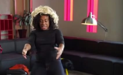 Uzo Aduba: Crazy Eyes Auditions For Every Role on Orange is the New Black in Hilarious Video!