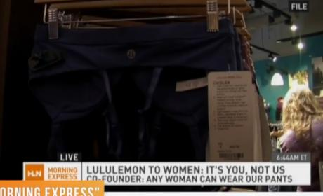Lululemon Founder Blames Women's Thighs For Problems With Yoga Pants