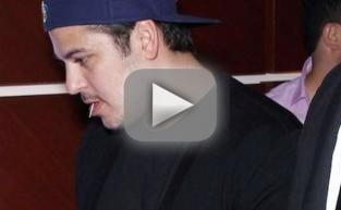 Rob Kardashian SHADES Kylie Jenner on Instagram With Lip Kit Vid!