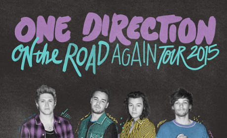 One Direction Unveils First Post-Zayn Concert Poster