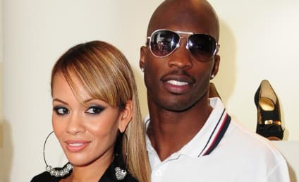 Evelyn Lozada and Chad Ochocinco: Married!