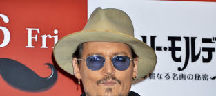 Johnny Depp: Missing From Film Set, Worried That Amber Heard is Cheating On Him, Sources Say